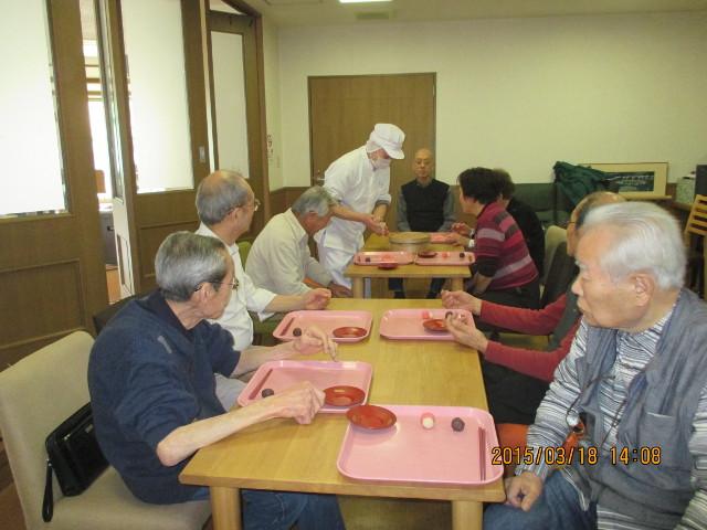 和菓子講習「きんとん作り」